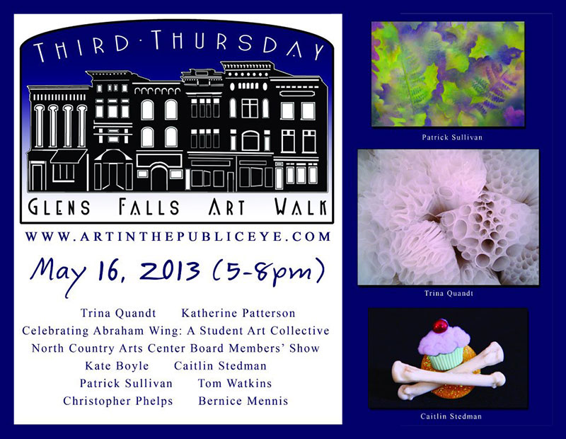Third Thursday Featured Artist